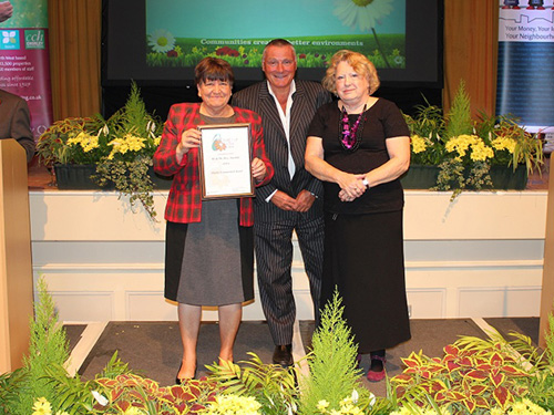 Ainsdale In Bloom - Awards & Nominations - Silver Gilt Award